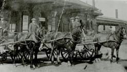 Llantrisant Station (Old Pontyclun) Booking Office