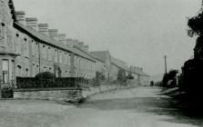 Llantrisant Road, Pontyclun, circa 1925