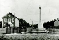 Pontyclun Masonic Hall and War Memorial