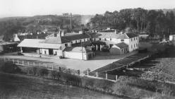 Newcastle Emlyn Milk and Cheese factory