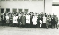 Dairy school, Llanbadarn Road, Aberystwyth