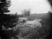 Dolwar-fach, Dolanog: the home of Ann Griffiths