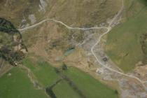 CASTELL MINE; WEST ESGAIRLLE; NEW CASTELL;...