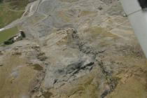 COPA HILL, CWMYSTWYTH, COMET LODE OPENCAST