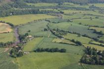 BWLLFA COTTAGES ENCLOSURE OR POSSIBLE HENGE