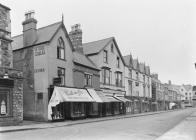 OLD COLLEGE, THE; CASTLE STREET, 20, CONWY