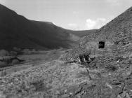 Aberllefenni quarry 2003. 12 images.
