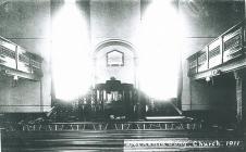 Bethania Congregational Church, c1911
