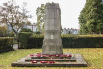 Cardiff Welsh Regimental war memorial