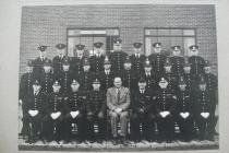 Police Training Centre, Bridgend 1952