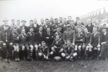 Maerdy R.F.C. (Rhondda) 1933 - 1934.