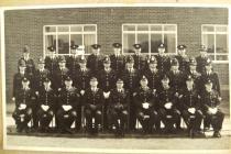 Police Training Centre, Bridgend 1962