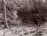Rhiwgreiddyn slate quarry. 6 images