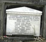 Memorial Plaque in Goginan