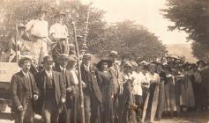 Women's Land Army (Tal-y-bont)