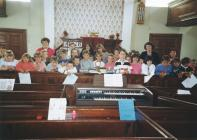 Peniel chapel, Tremadog, 1980s