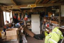 Skokholm work shop in 2011