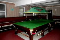Billiards Room, Brynaman Industrial Club
