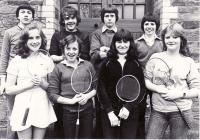 Tim Ieuenctid Badminton Tal-y-bont , Papur Pawb...