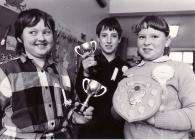 Buddugwyr Eisteddfod Ysgol Tal-y-bont, Papur...