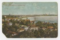 Postcard view of Bombay from Malabak Hill from...