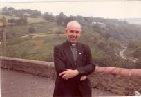 Fr. Jim Boyle, Parish Priest St Peter's...