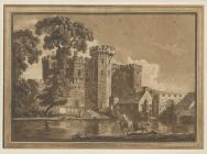 Cardiff Castle c.1774