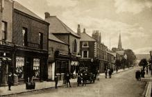 Church Street, Flint c1913