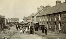 Crymych Market Day c1905