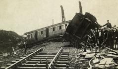 'Flying Welshman' Crash, Llanelli,...