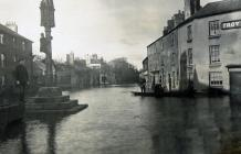 Floods in Monmouth, 1910