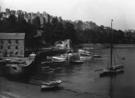 Tenby Harbour c1910