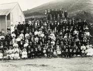 Sunday School outing to Poppit, 1913