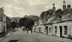 Wexham Street, Biwmares c1905