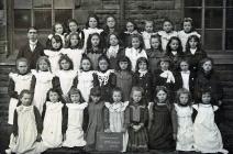 Glanamman School, 1902