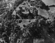 MONTGOMERY CASTLE, MONTGOMERY