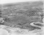 SPLOTT AERODROME;CARDIFF MUNICIPAL AIRPORT;RAF...