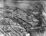 MOND NICKEL WORKS, CLYDACH, SWANSEA