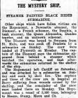 Great War at Sea: HOPEMOUNT sunk 13 June 1915