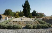 Gallipoli - Lt Col Doughty Wylie's Grave Today
