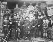 Gallipoli - Penmaenmawr Quarry Workers Prior to...