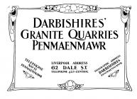 Gallipoli - Poster for Darbishire Quarry at...