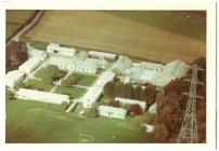 Ariel view of St Athans Boys Village