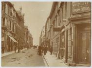 Cerdyn Post. Ffordd y Mor, Aberystwyth c. 1910