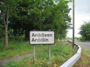 Welsh Place-names: Yr Ardd-lin