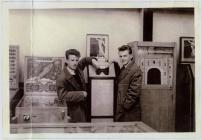 Bryan 'Shorty' John, Aberystwyth pier...