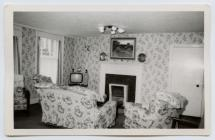Lolfa'r preswlwyr, Central Hotel, Aberystwyth,...