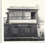 Sarnau Signalbox (near Carmarthen)