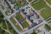 UNION WORKHOUSE, CAERSWS; LLYS MALDWYN HOSPITAL