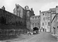 EAST GATE, CAERNARVON TOWN WALLS